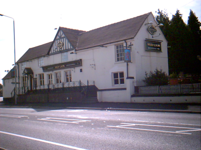 Red Lion Brereton